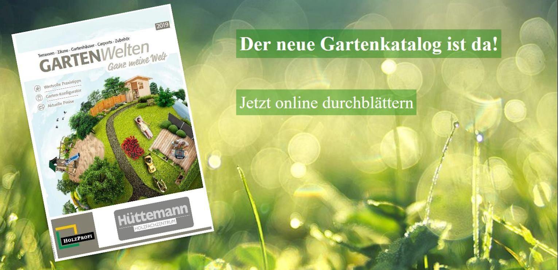 7ad4e4602317c4 Holz im Garten  Entdecken Sie unsere Produkte - Hüttemann ...